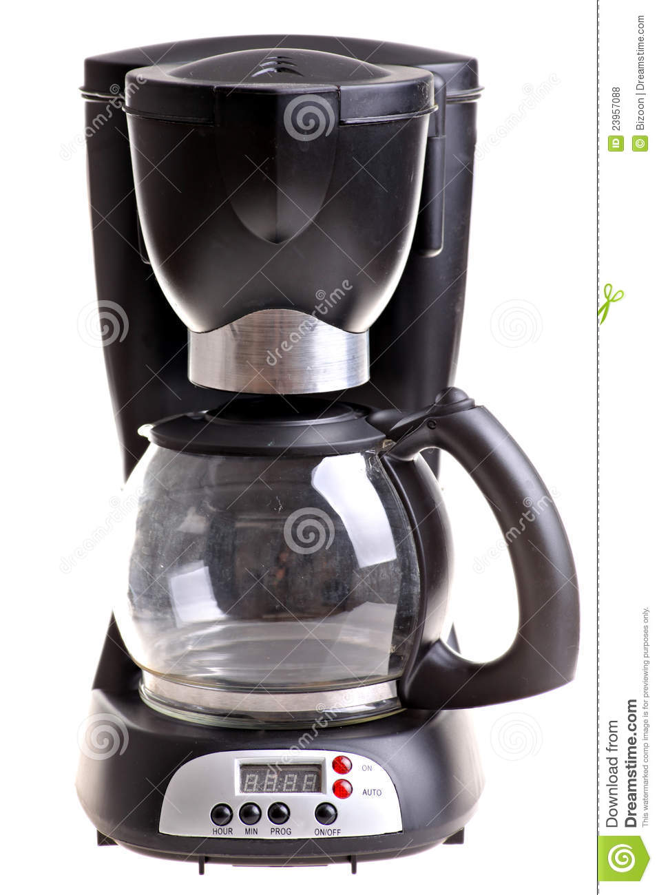 Coffee Maker Z Wave : Coffee Maker Royalty Free Stock Photos - Image: 23957088