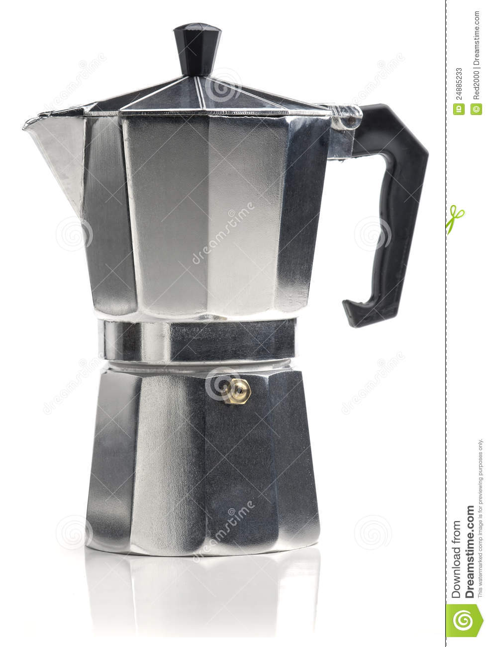 Map Italian Coffee Maker : Coffee Maker Stock Photos - Image: 24885233