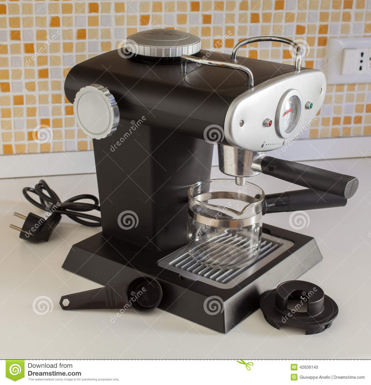 Coffee maker stock photo image 42636140 for View maker