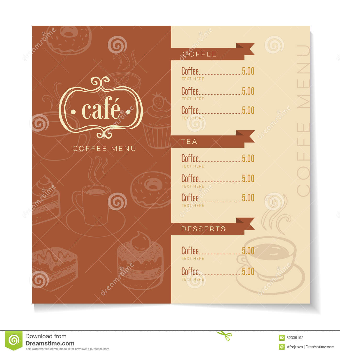 html menu bar templates free download - cafeterie cartoons illustrations vector stock images