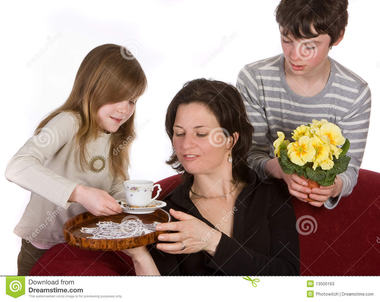 Coffee for mom