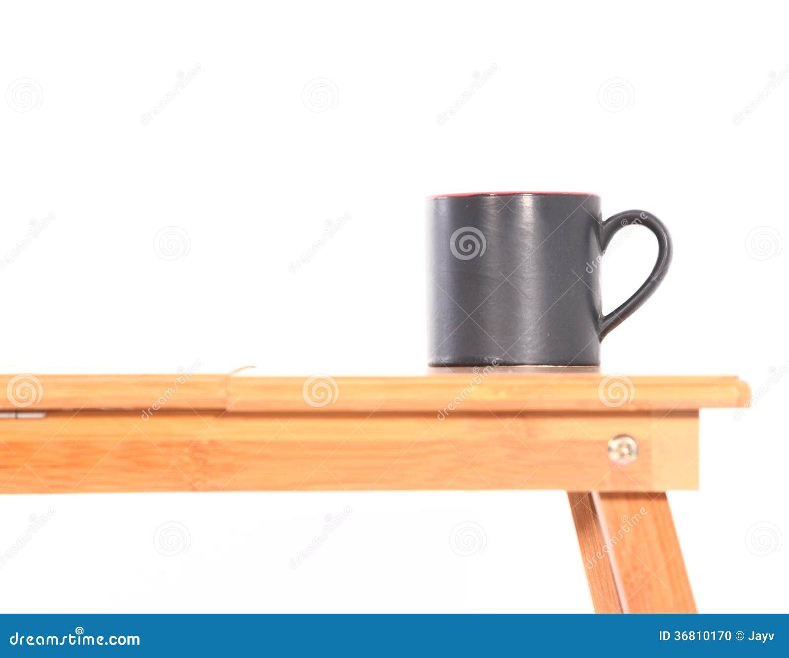 Coffee Mug And Table Stock Photo Image 36810170