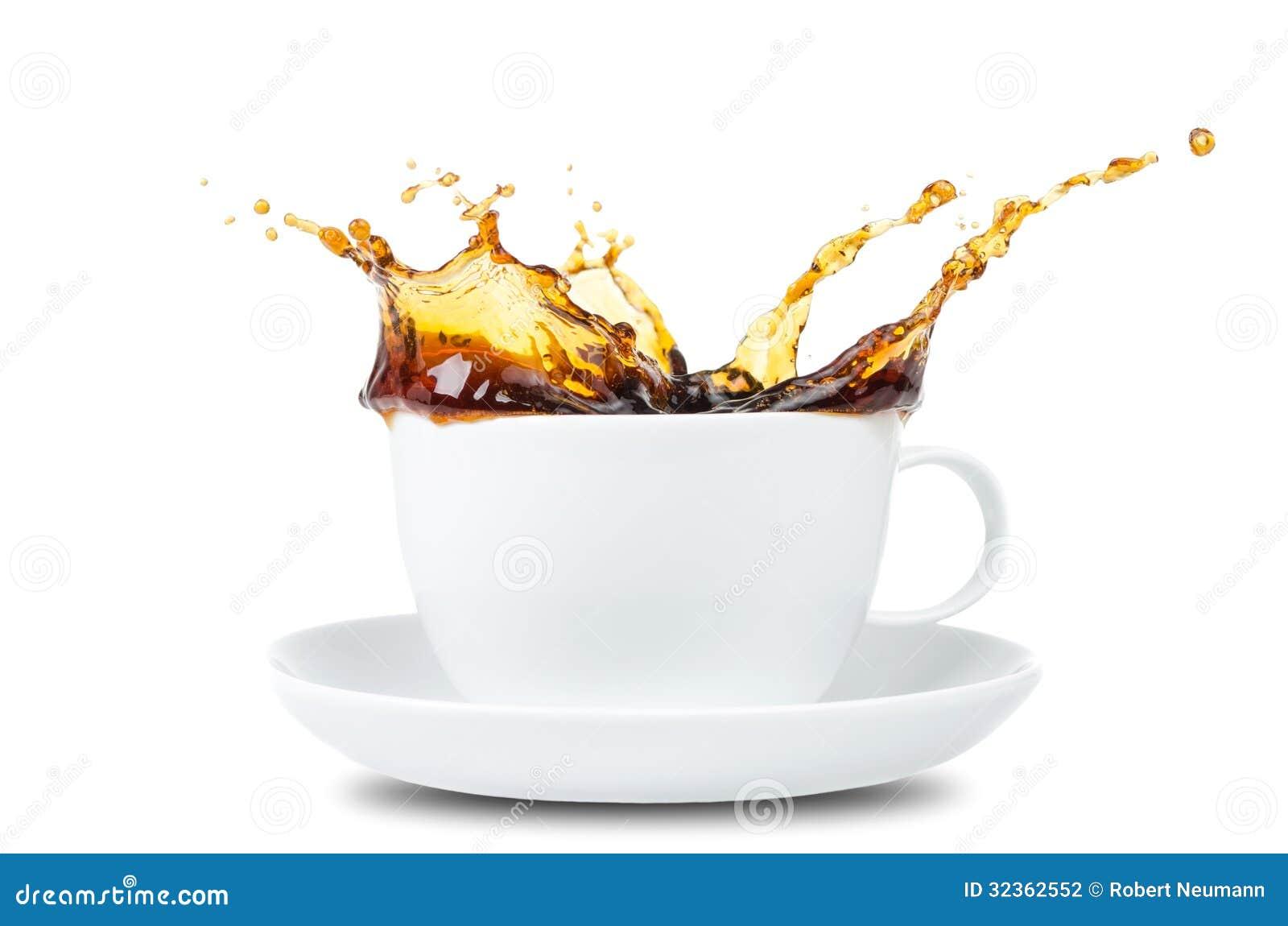 coffee splash milk macro-#35