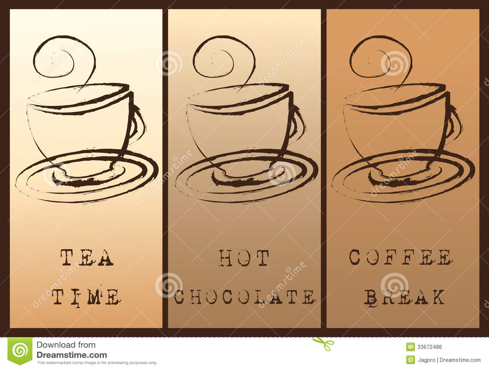 Coffee, Tea Or Hot Chocolate Stock Photos - Image: 2986083