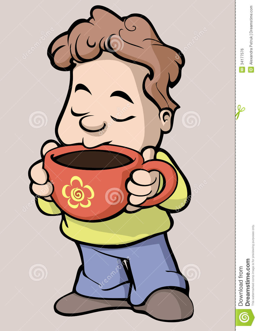 Coffee Time Royalty Free Stock Image - Image: 34177576