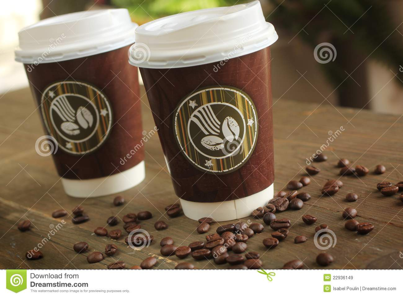 Coffee to go royalty free stock images image 22936149 for Coffee to go