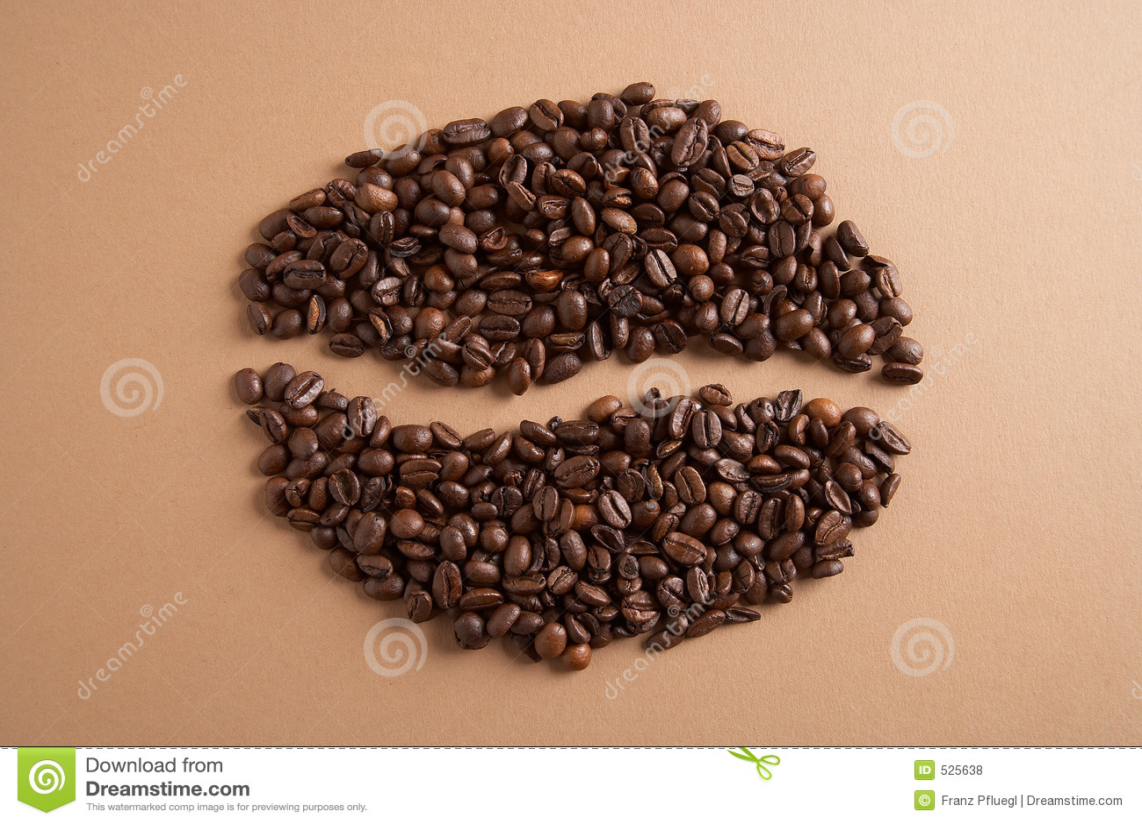 Coffeebean kaffebohne