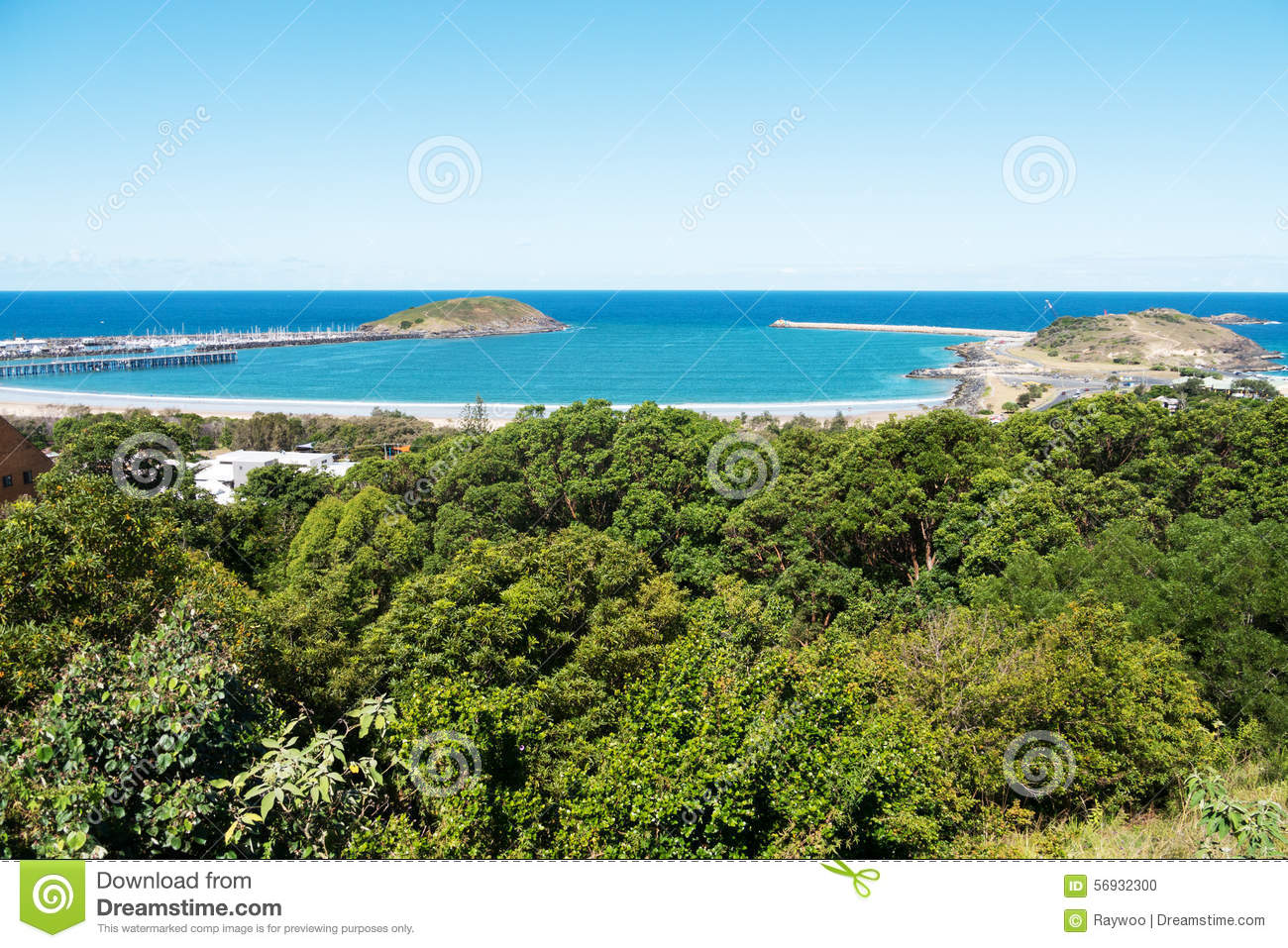 Coffs harbor stock photo image 56932300 for South australia landscape