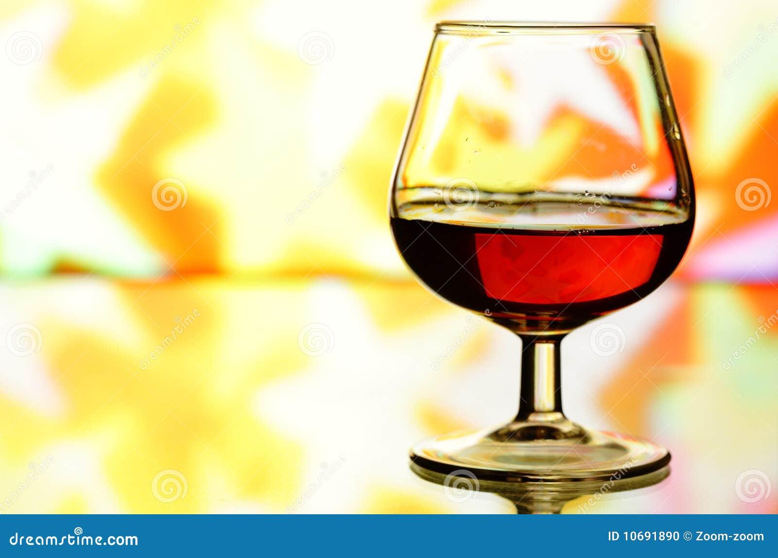 Cognac photo stock image du liquide snifter carte for Plan de cognac