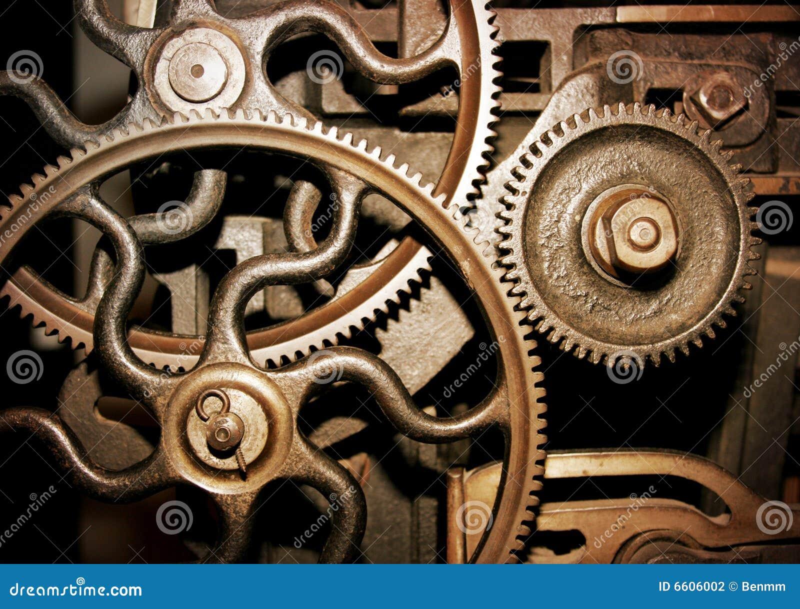 machine of