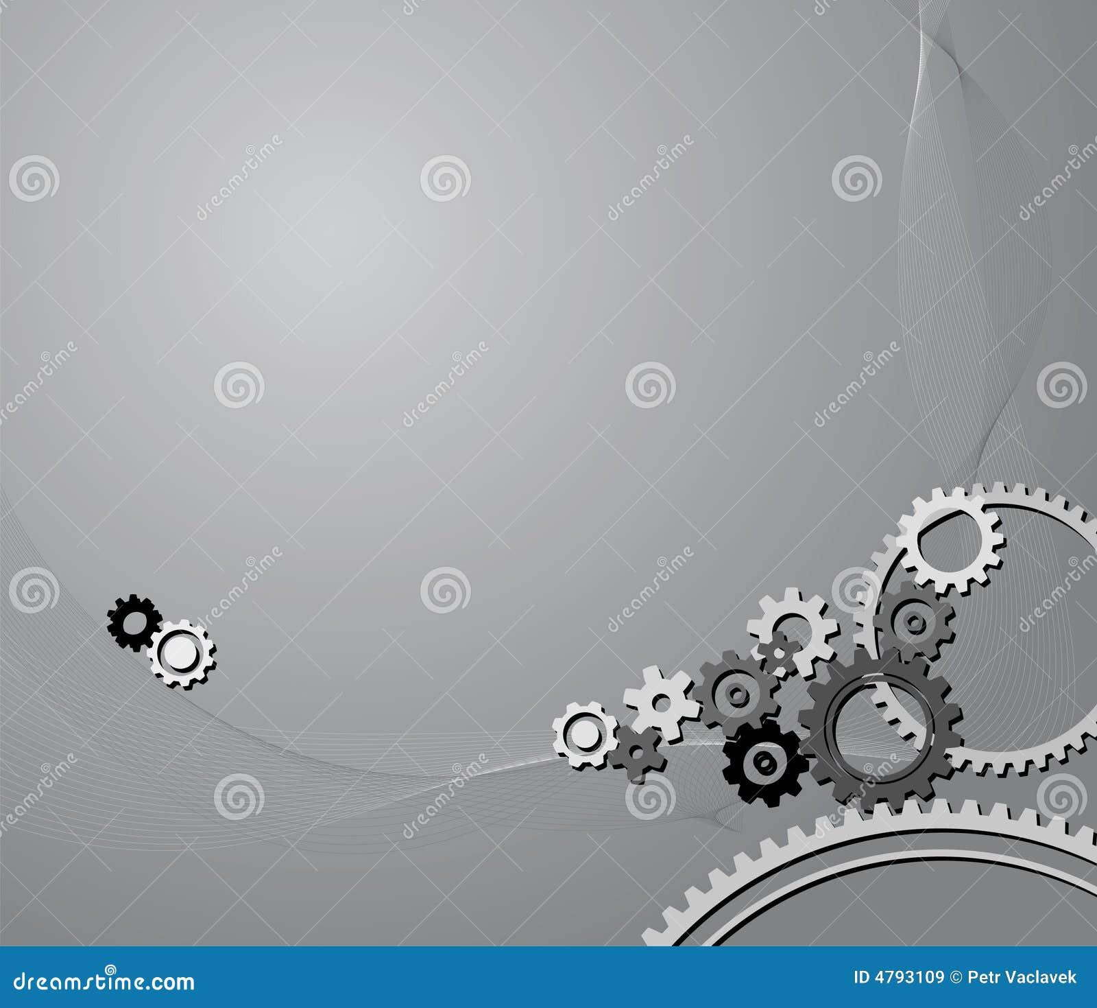 Cogwheels tło