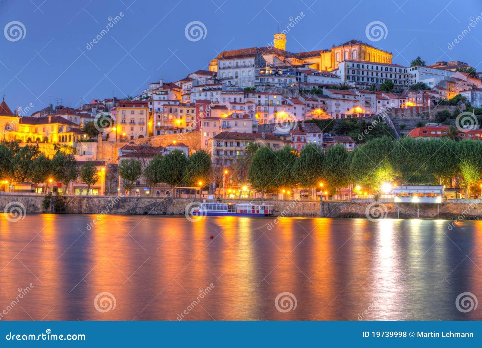 Coimbra magnetportugal turist