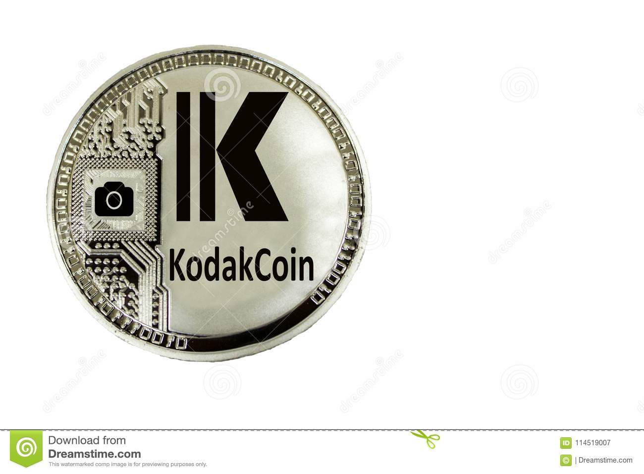 kodak coin cryptocurrency