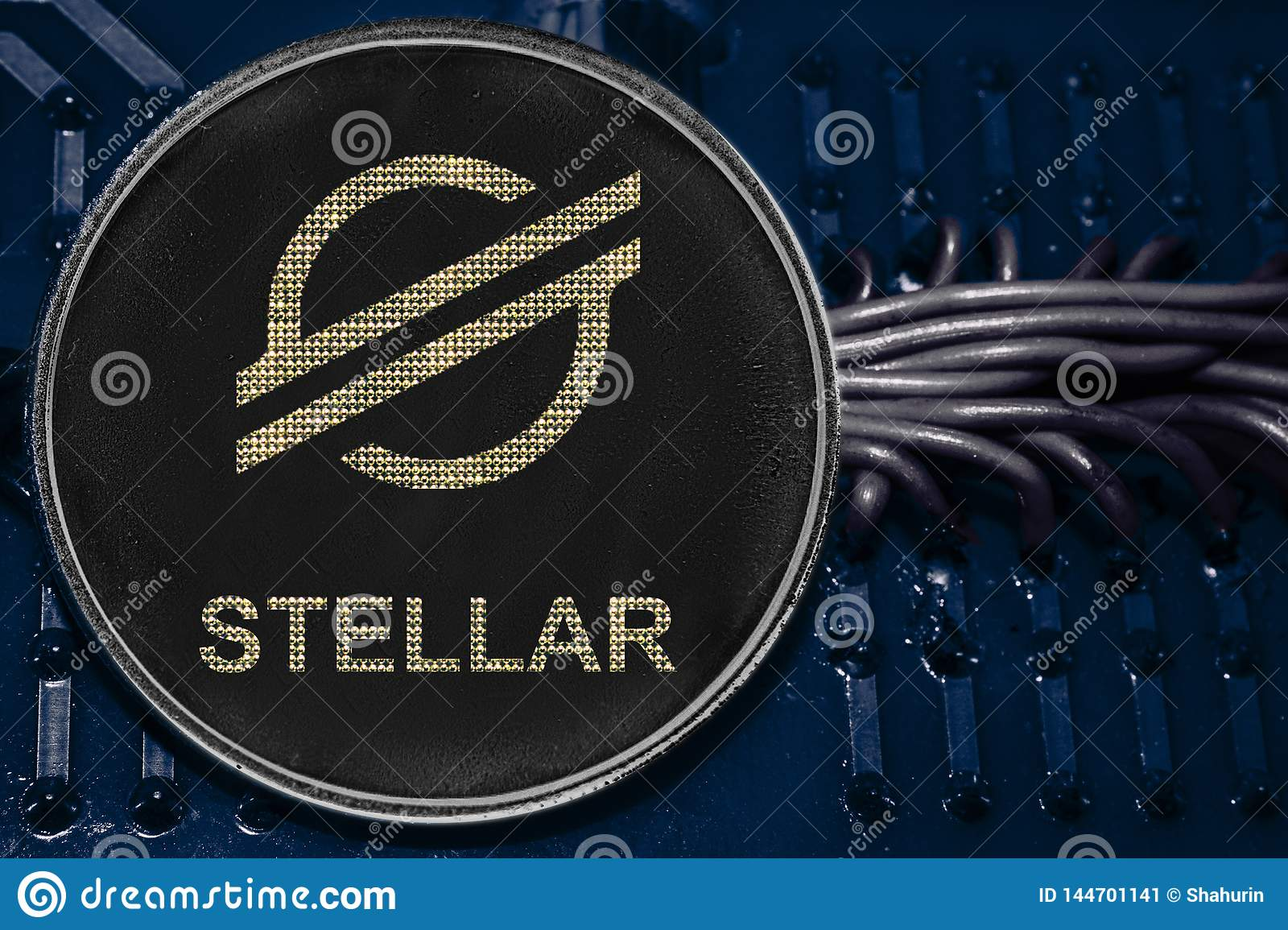 stellar xlm cryptocurrency price