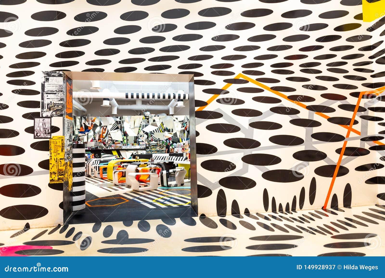 Coin 2019 futuriste de café de Biennale Arte Venise