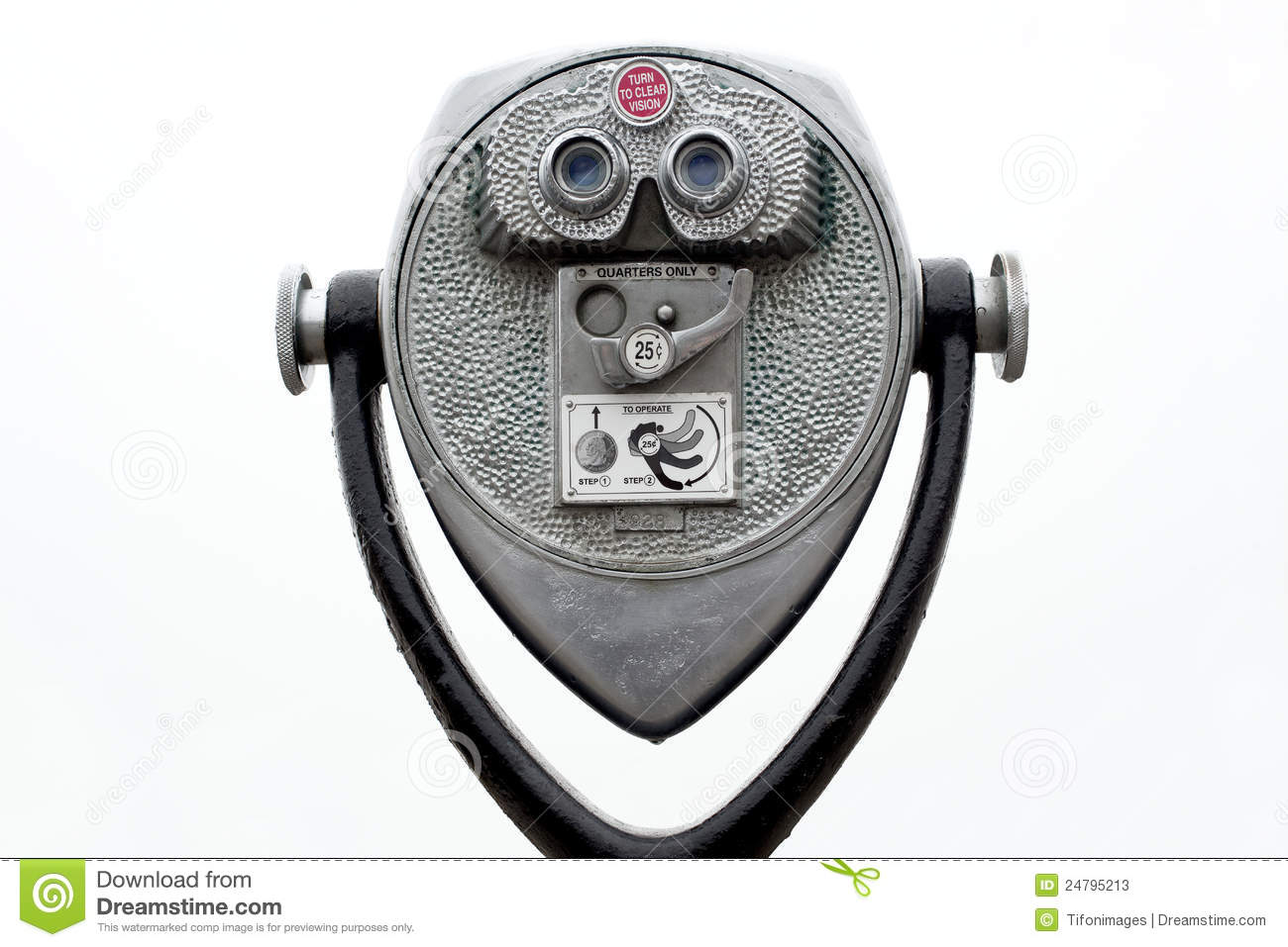 coin operated binoculars stock photos image 24795213 binoculars vector free vector binoculars price