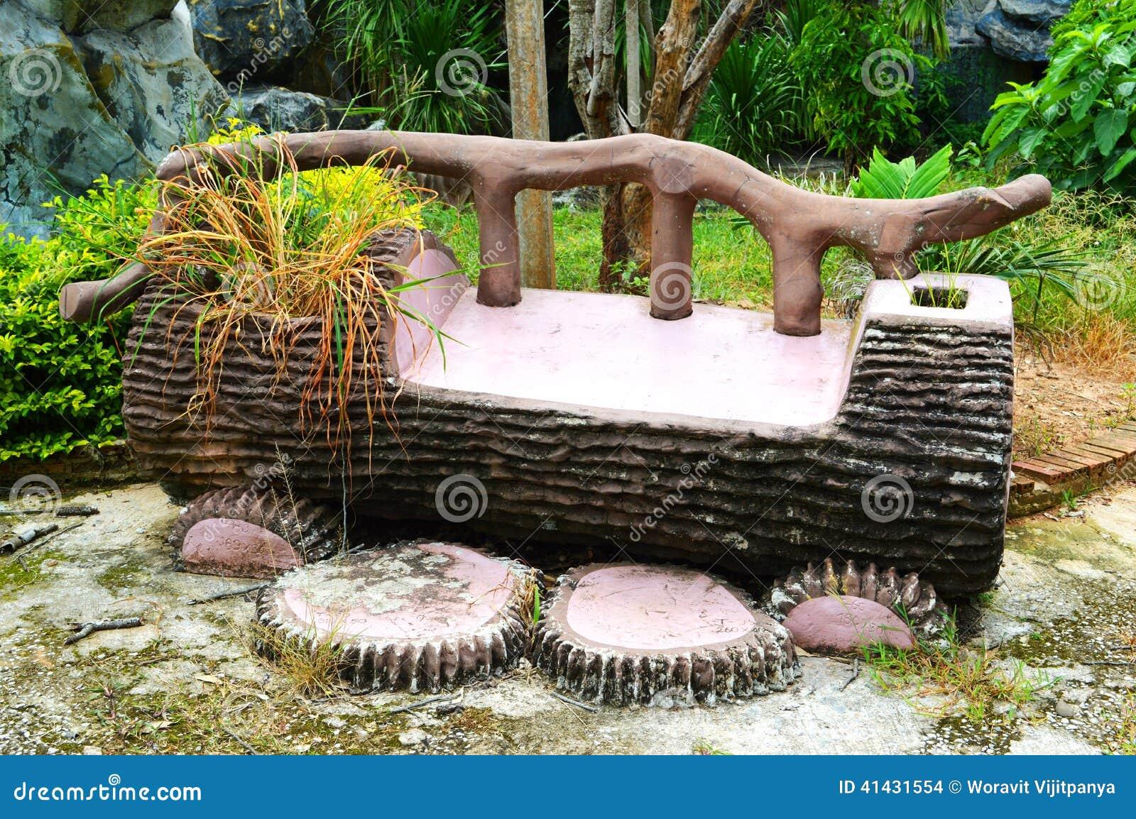 Coin Salon De Jardin Photo Stock Image Du Fantaisie 41431554