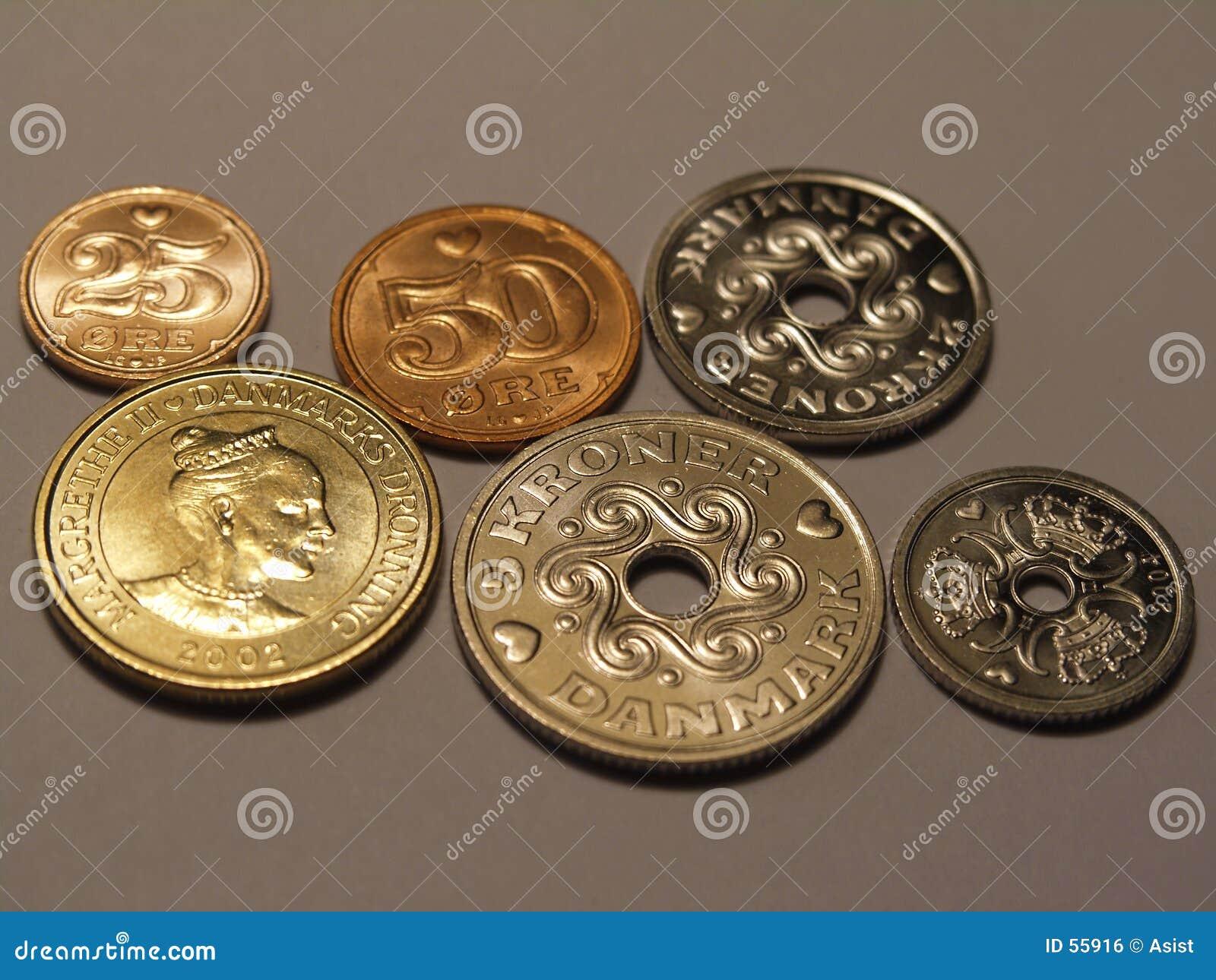 Coins danish