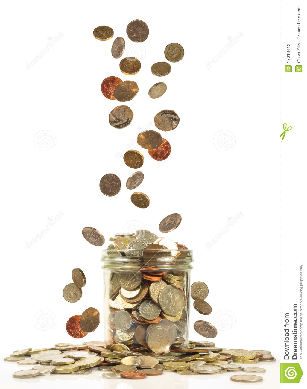 Gold coins png. Falling