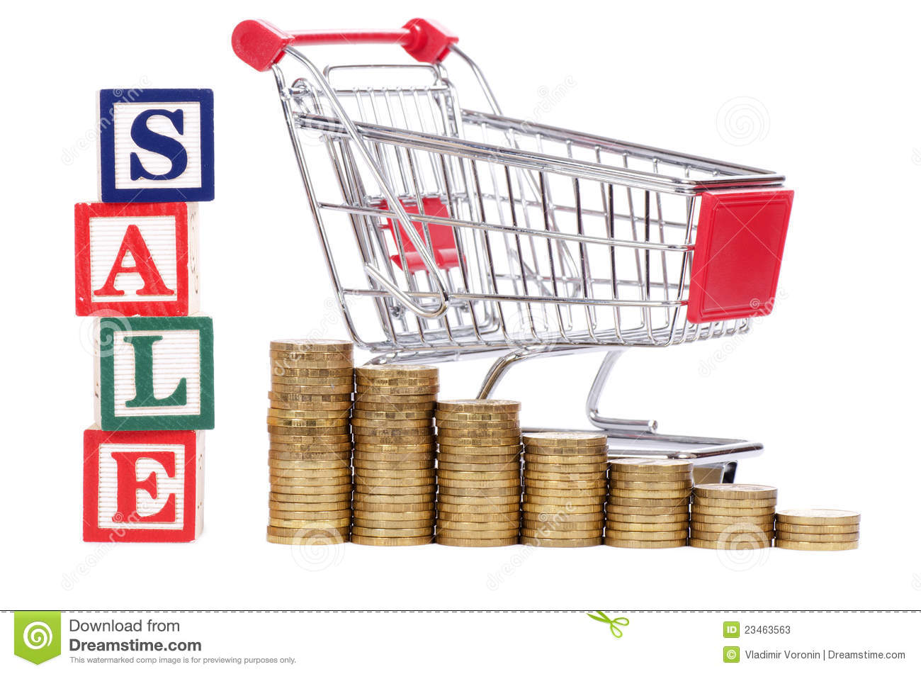 Currency sale
