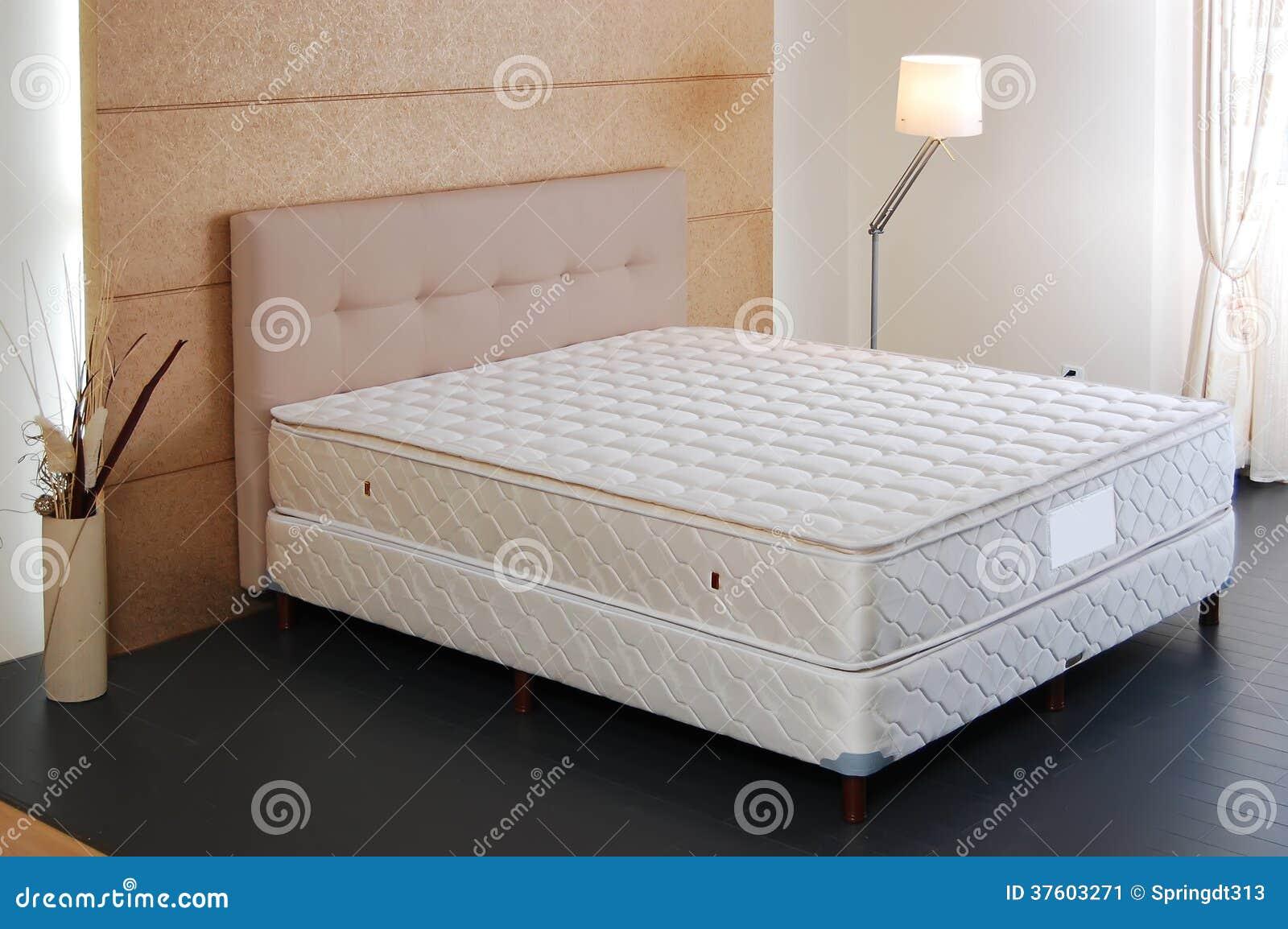 Cojín de colchón de la cama