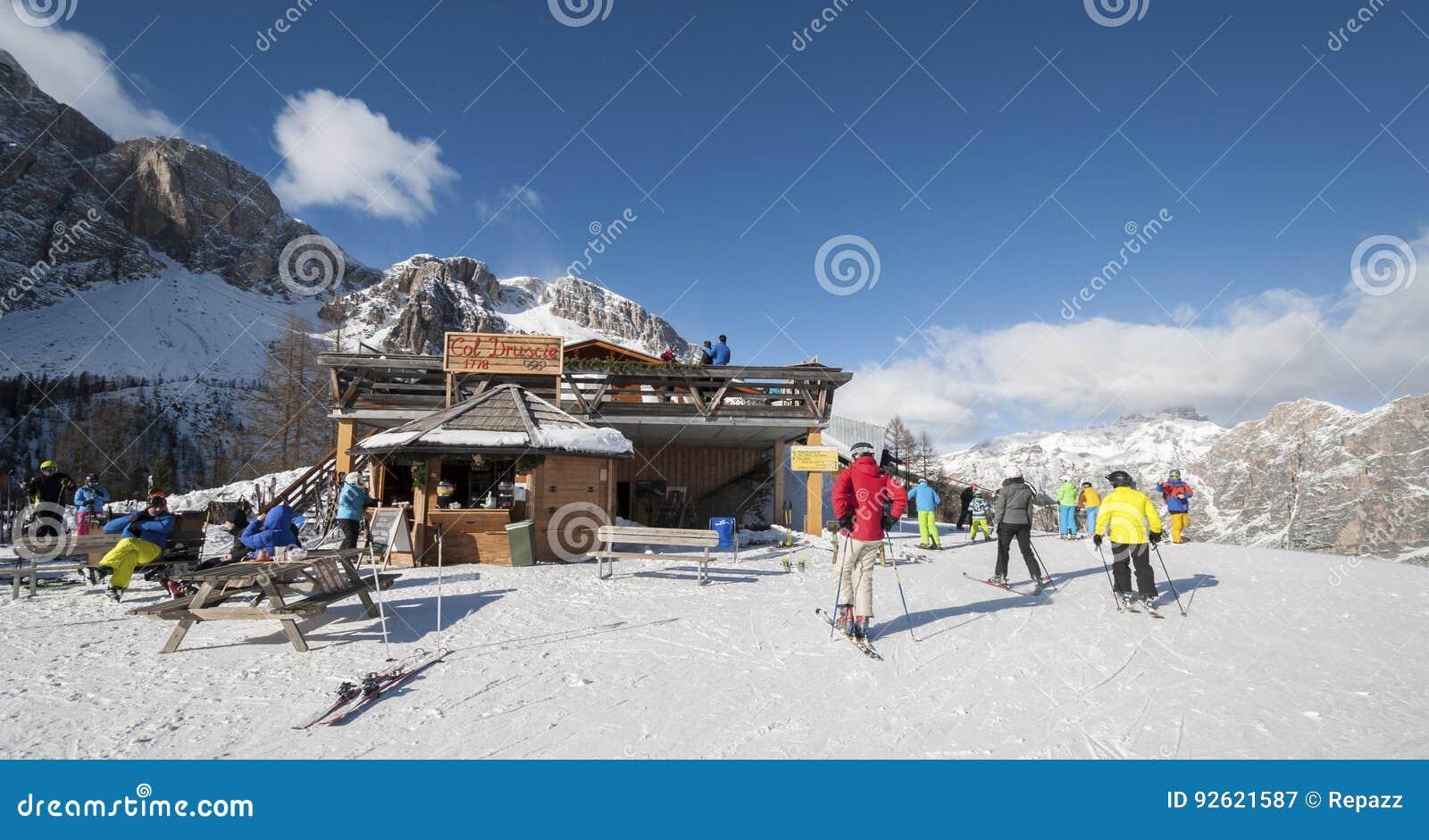 Col Druscie Гора Хата
