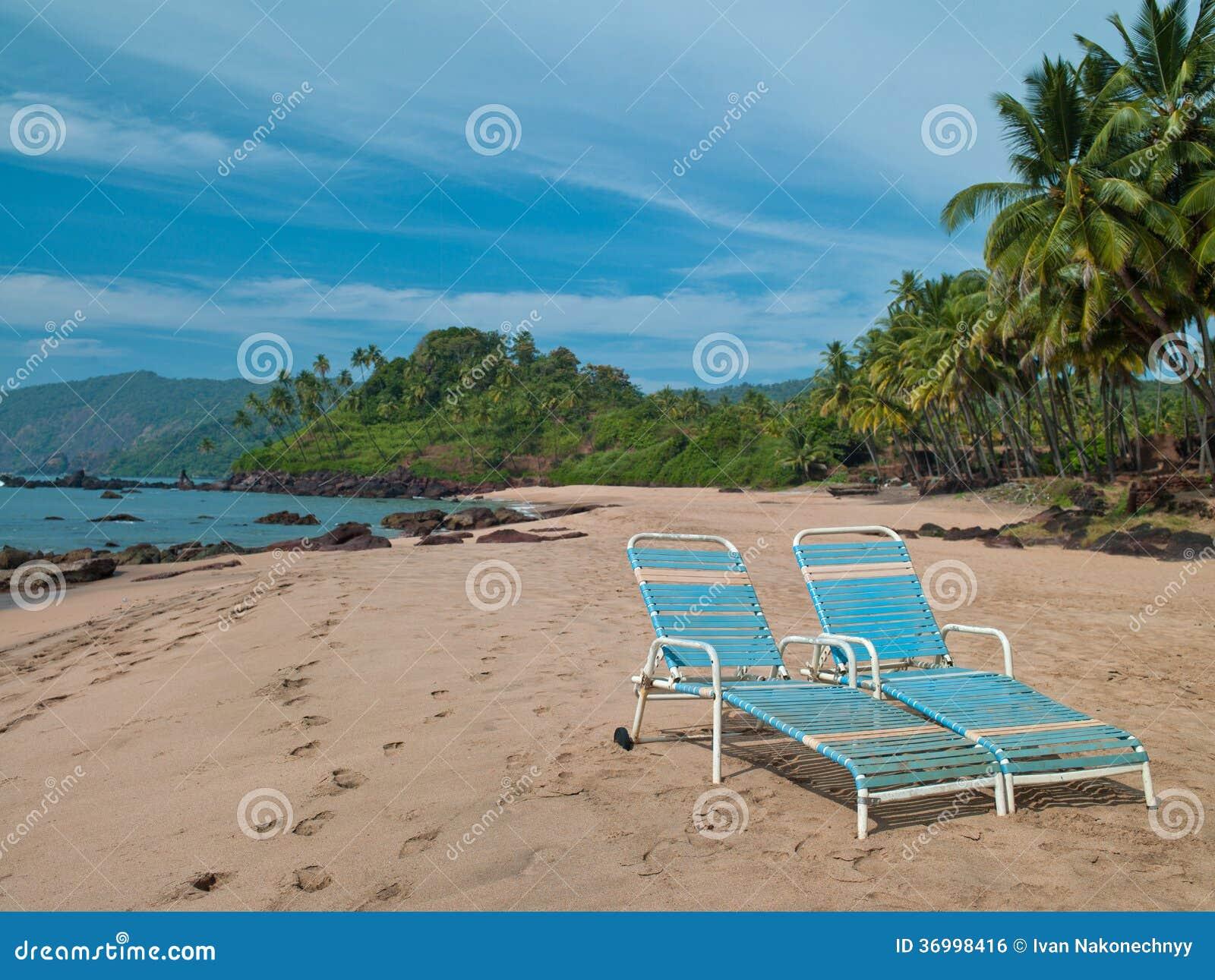 Cola Beach Goa Stock Photo Image Of Landscape Seascape 36998416