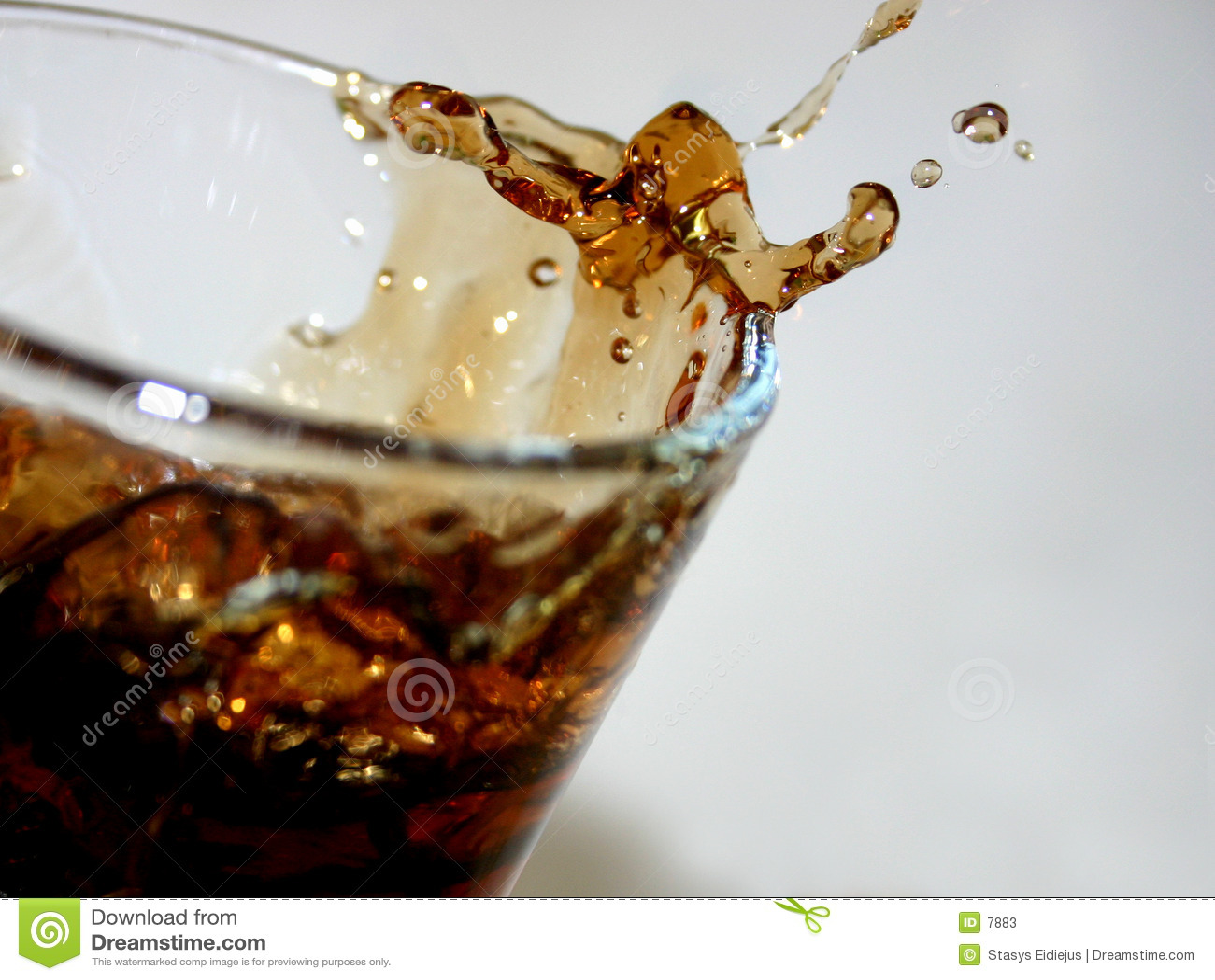 Cola splash II