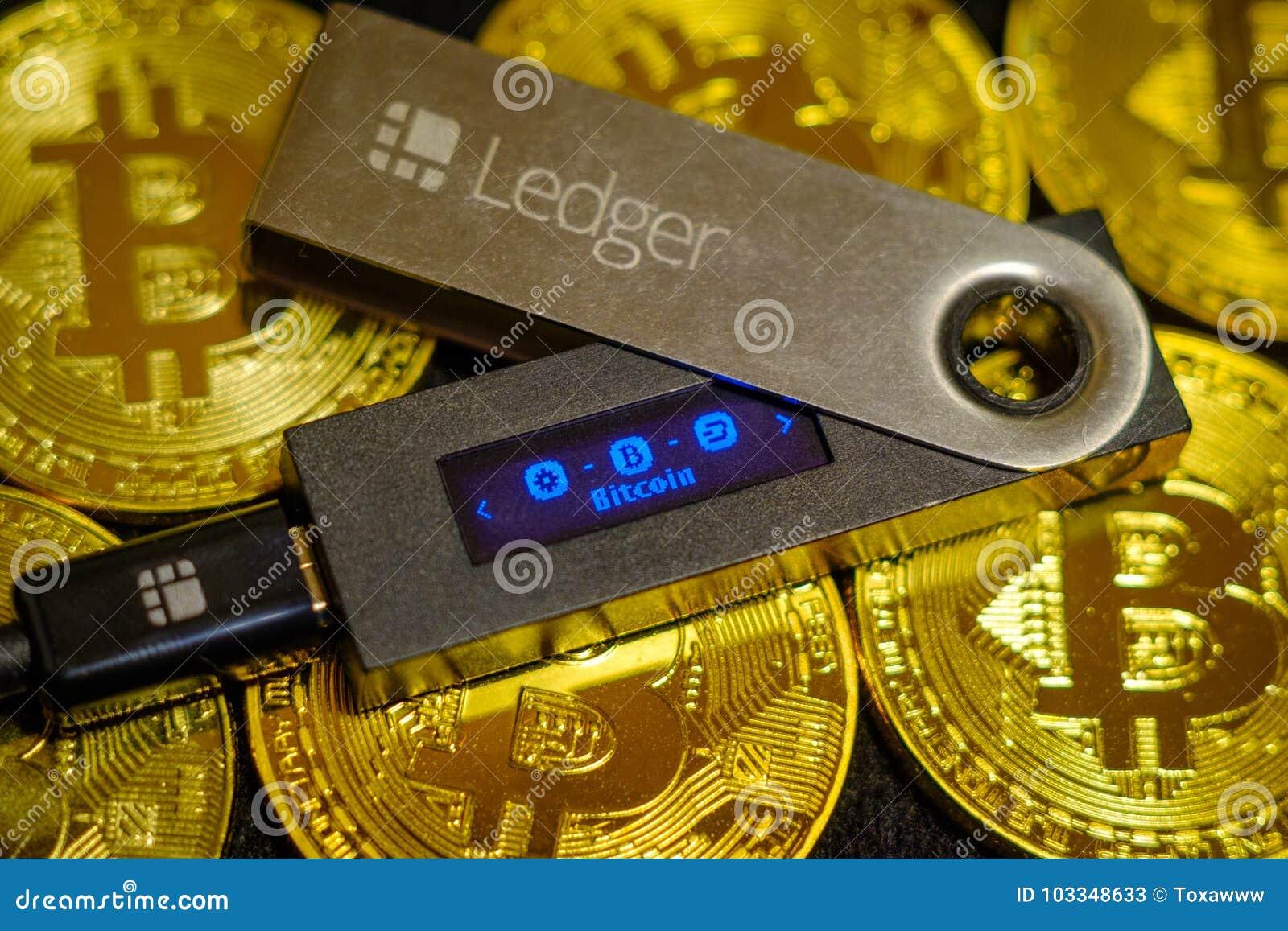 bitcoin gold to ledger nano s)