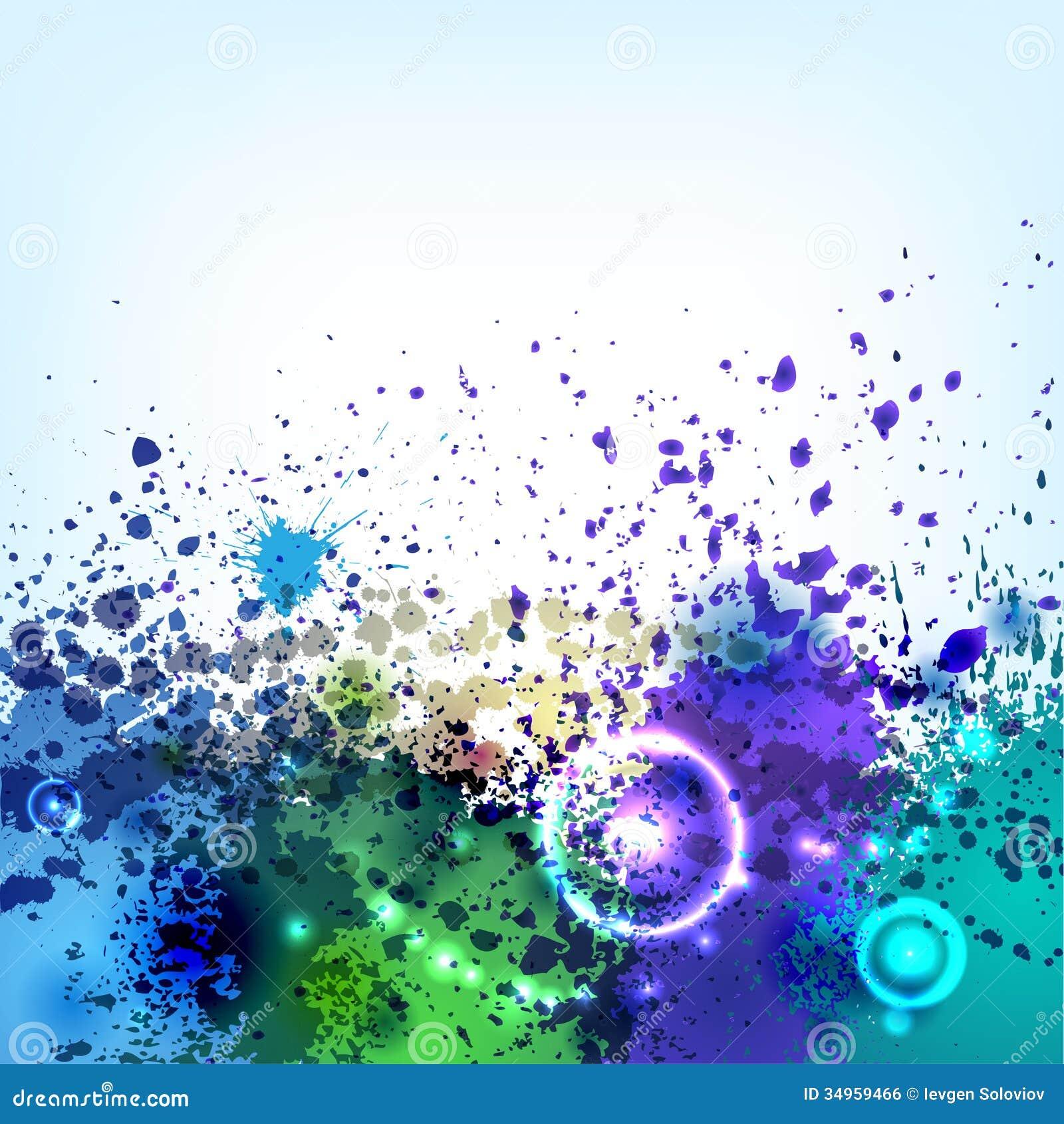 ink blot background - photo #3
