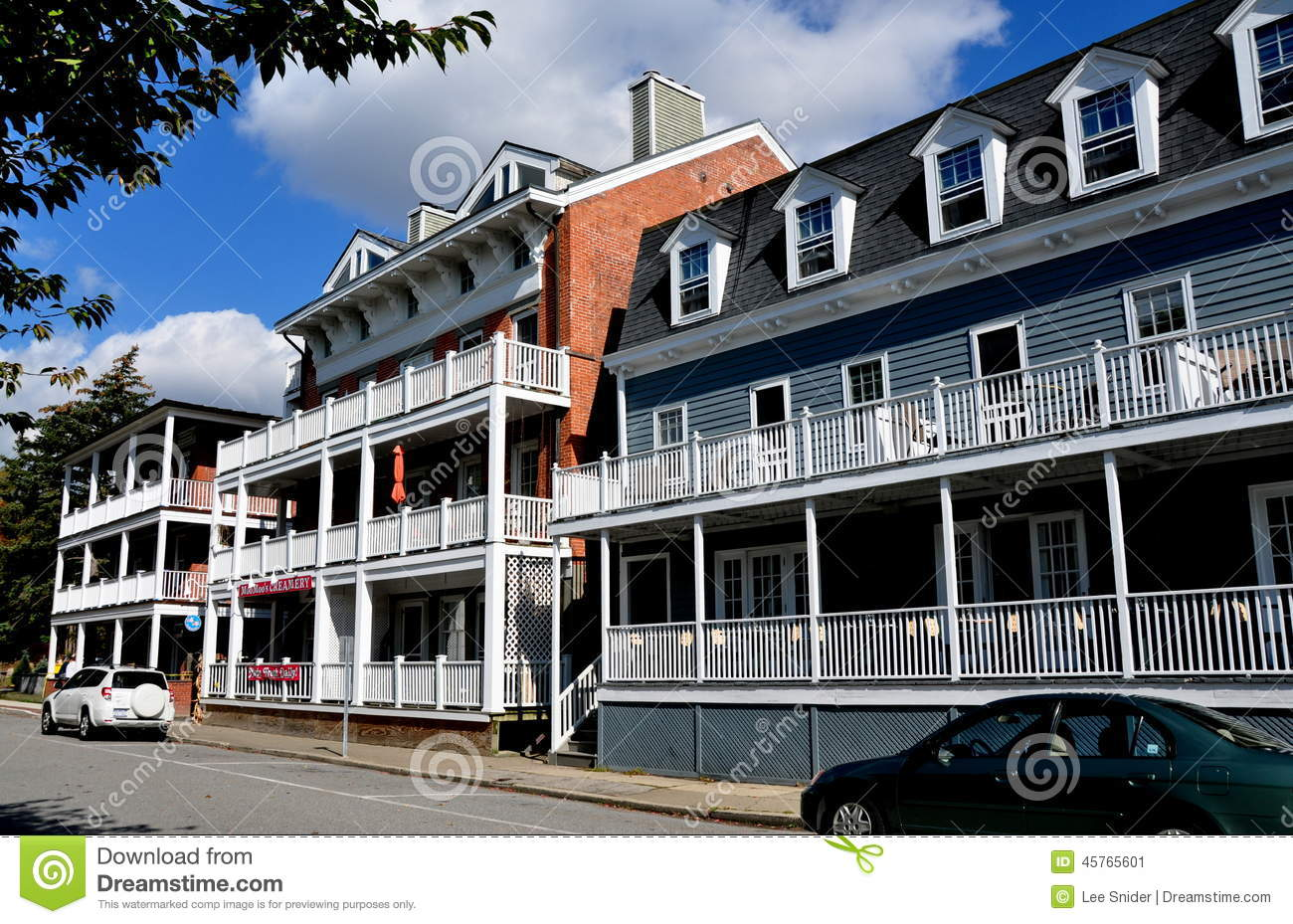 Cold spring ny hudson house river inn editorial photo for Hudson house