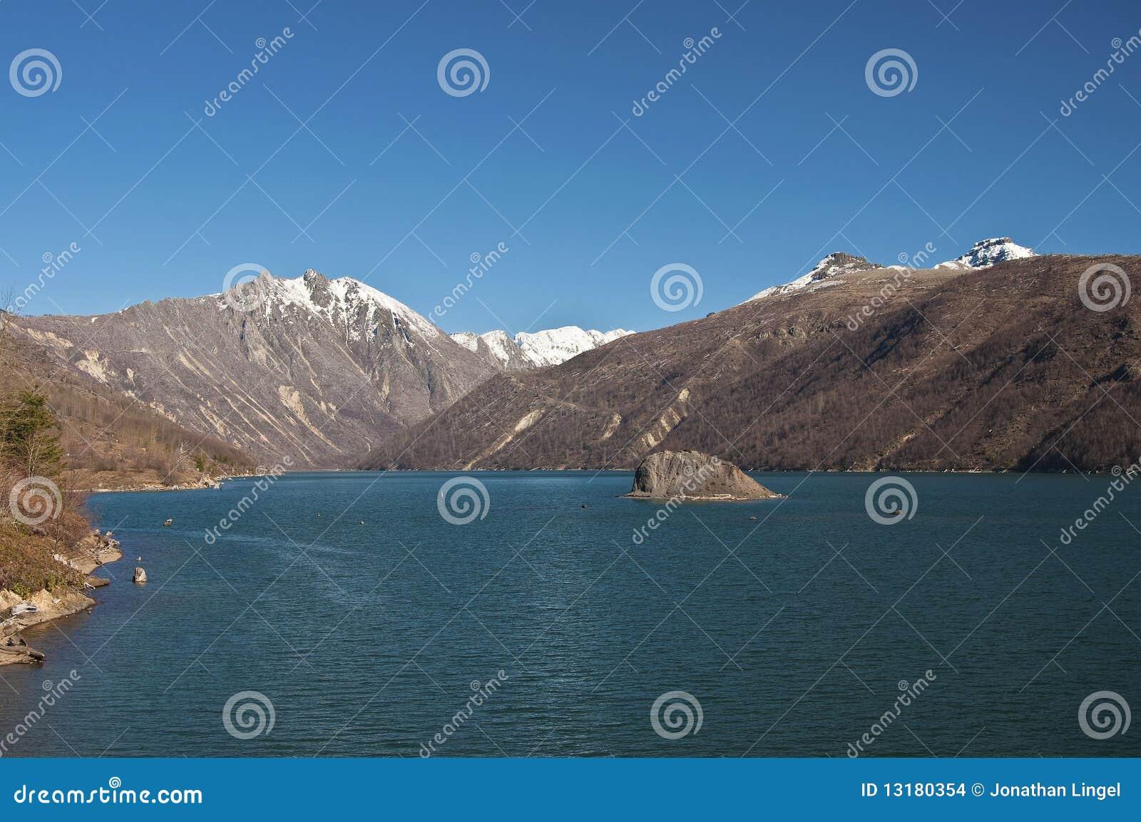Coldwater λίμνη
