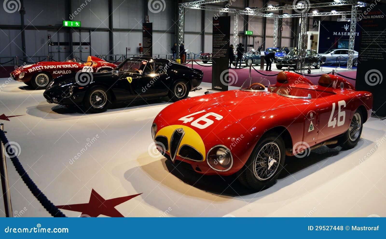 Coleção de Ferrari