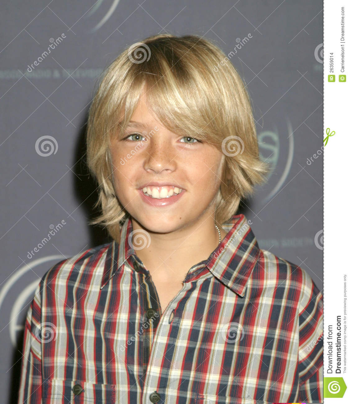 Cole Sprouse Hollywood Radio & TV Society Presents Kids Day 2005
