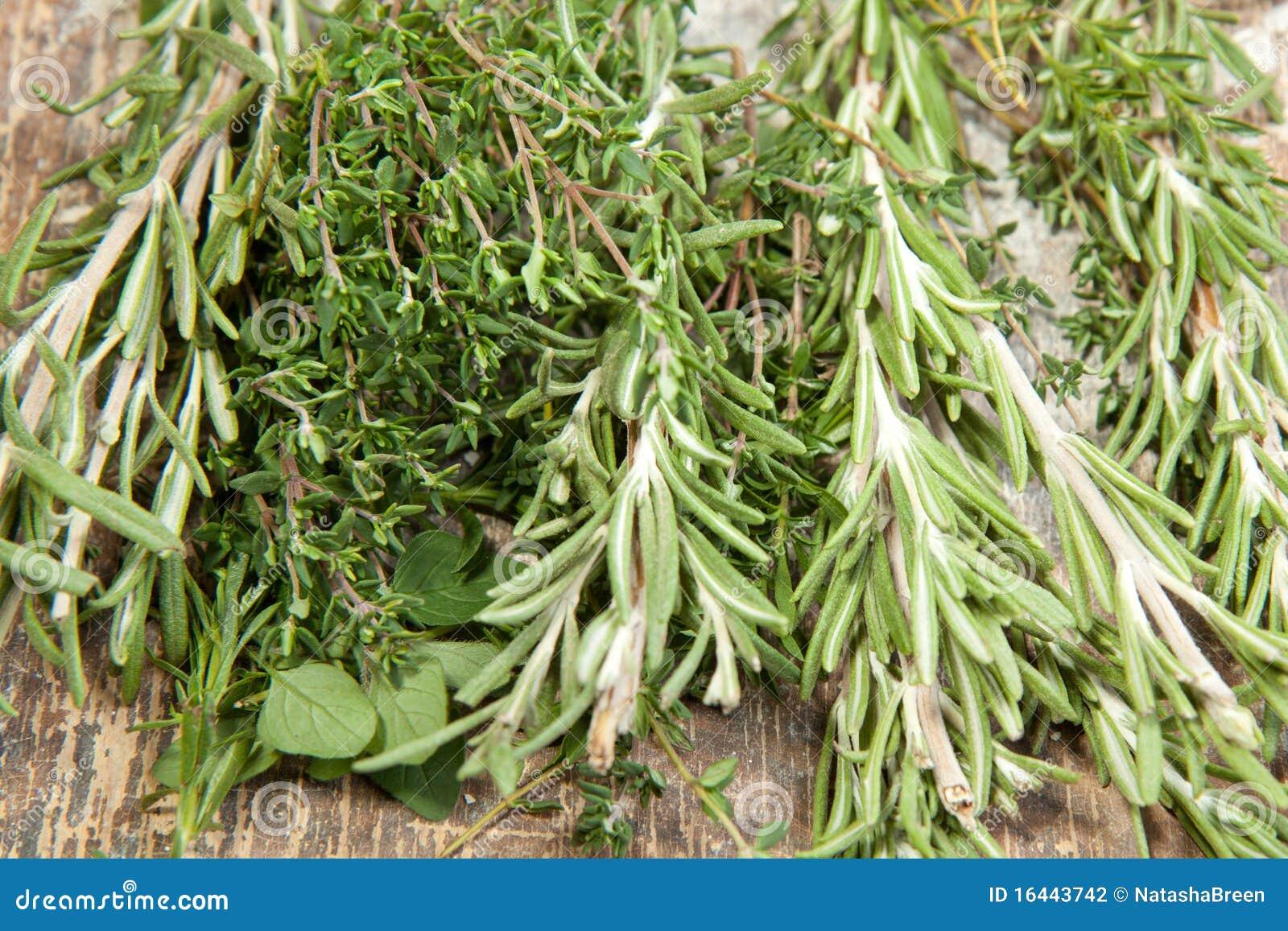 Colección de las hierbas