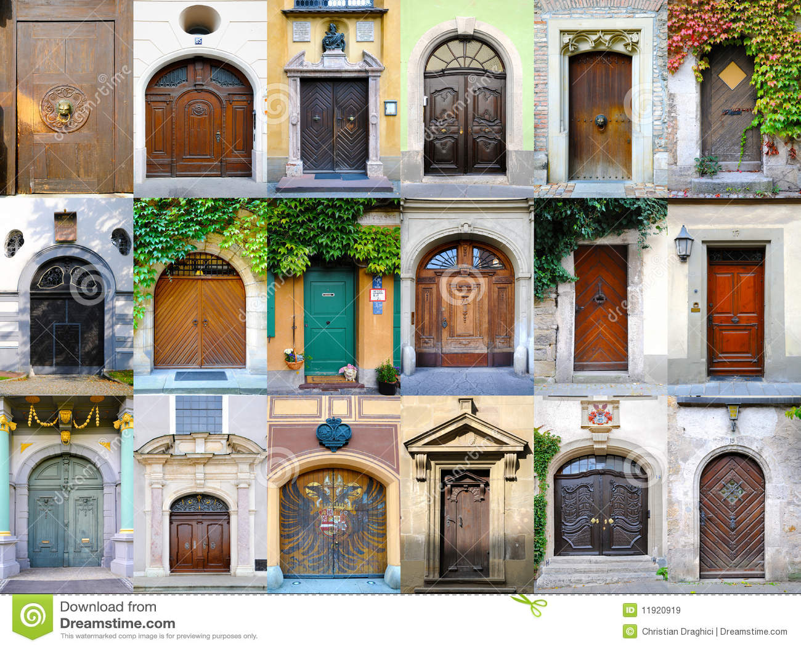 Colección de las puertas de Alemania