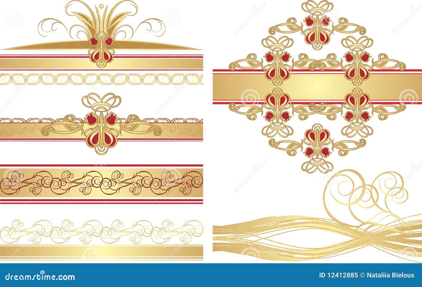 Bordes Decorativos Para Certificado