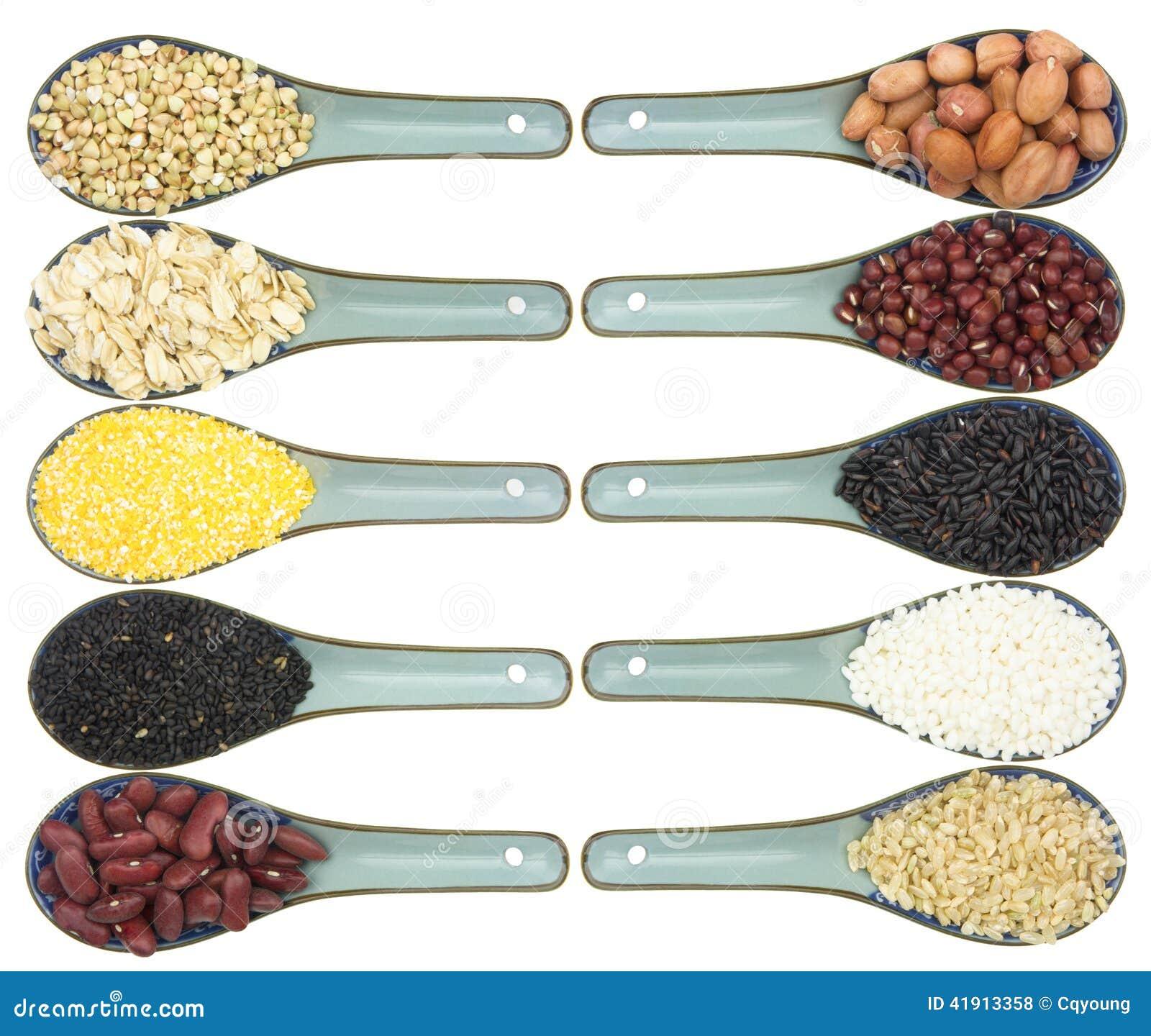 Colección del grano