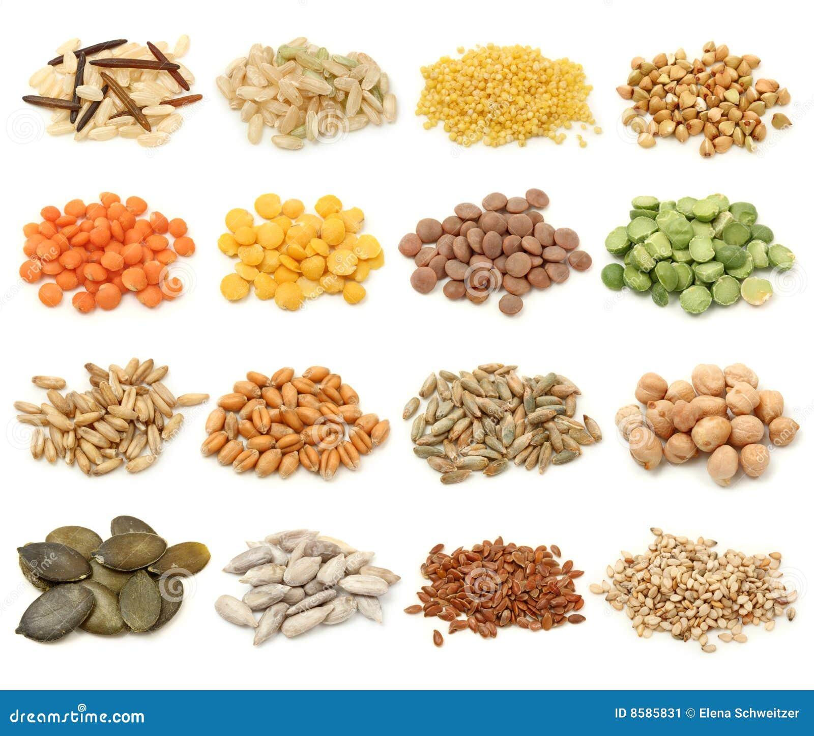 دليلك الشامل لكل أنواع الحبوب استشارات وفوائد طبية أخوات طريق الإسلام