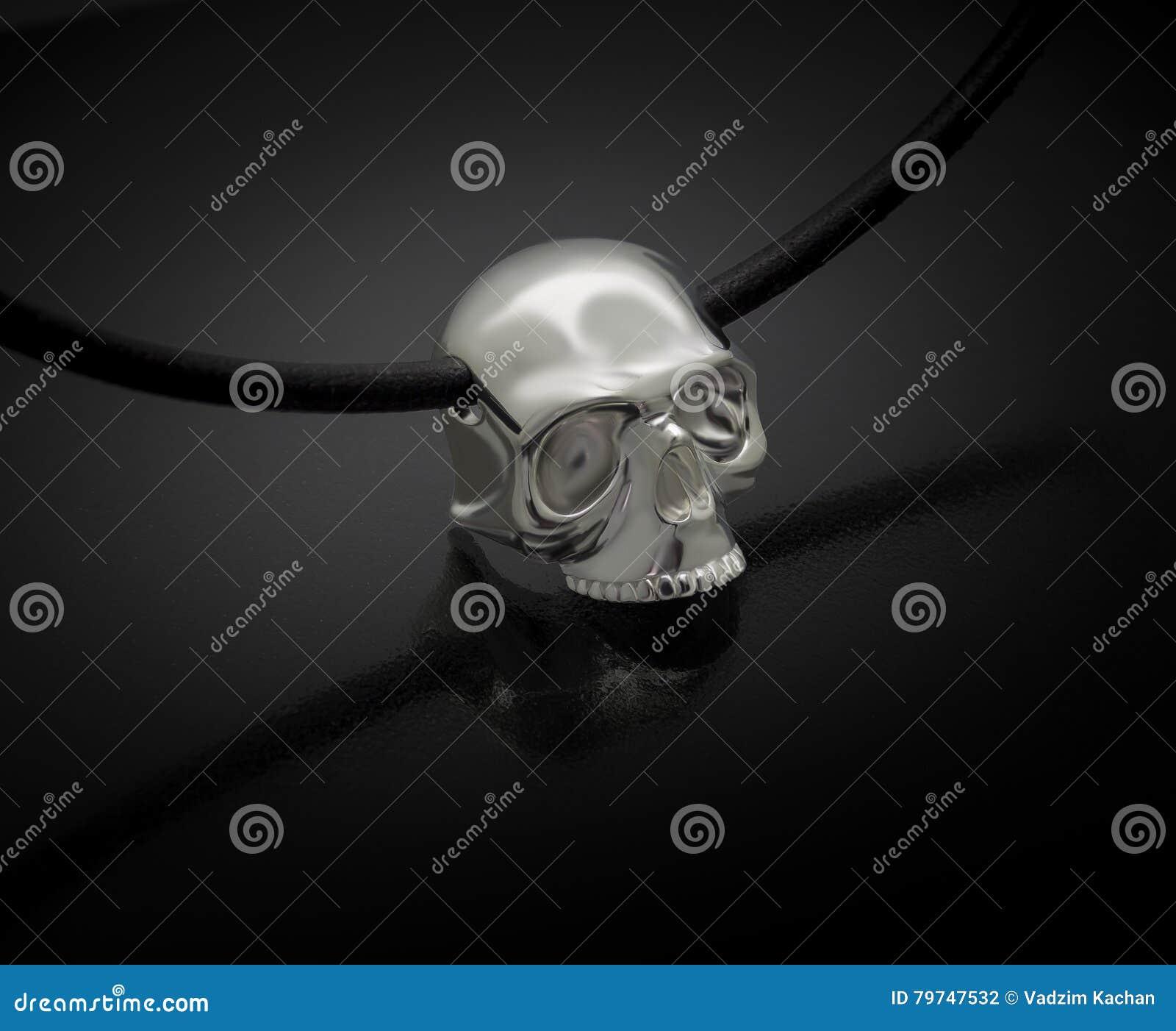 Colgante del cráneo