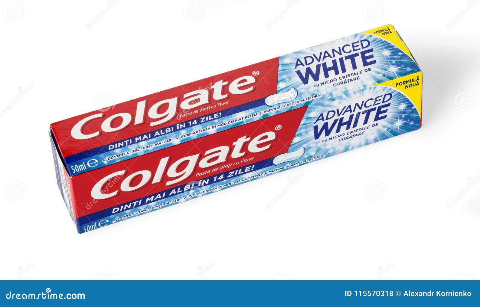 Colgate Toothpaste: description, composition, photo 60
