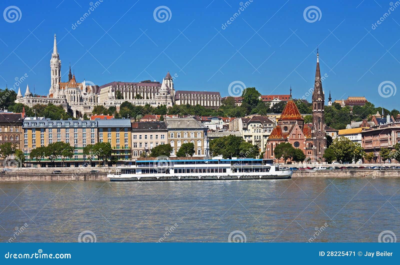Colina del castillo, Budapest