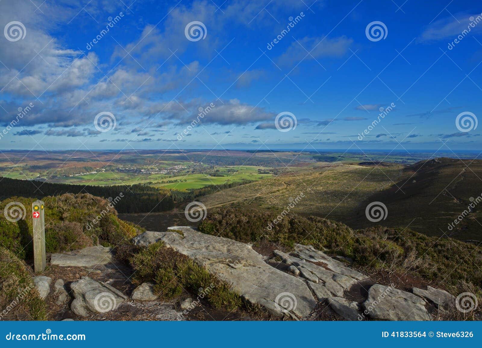 Colinas Rothbury Northumberland de Simonside