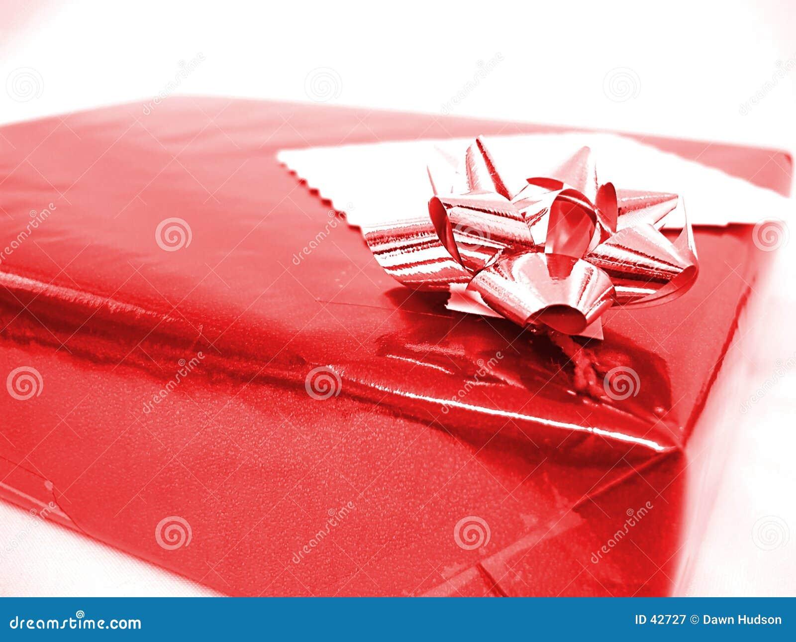 Colis de cadeau