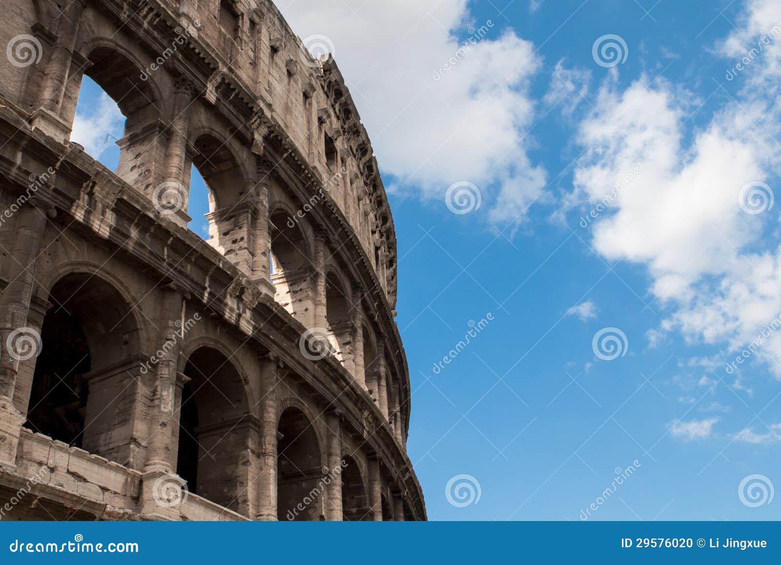 Coliseum in Rome, Italië