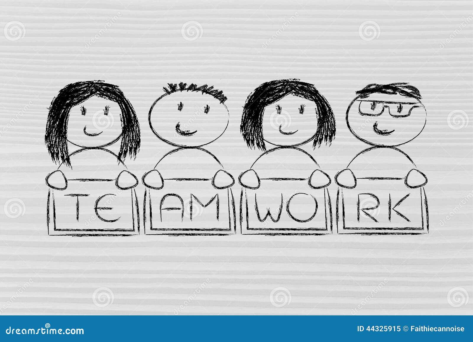 Stock Illustration Collaboration Sharing Work Team Work Funny Characters Illu Workforce Men Women Image44325915 additionally Broken Tree Logo also Button Packaging besides Evolution in addition Rene descartes. on business process illustration
