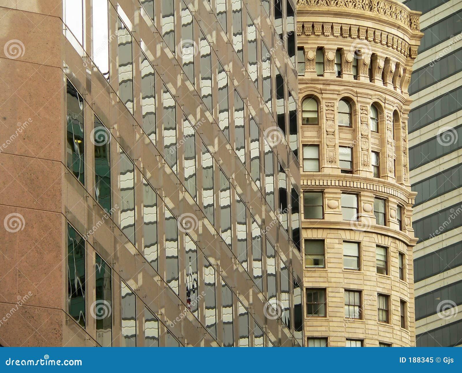 Collage de la ciudad