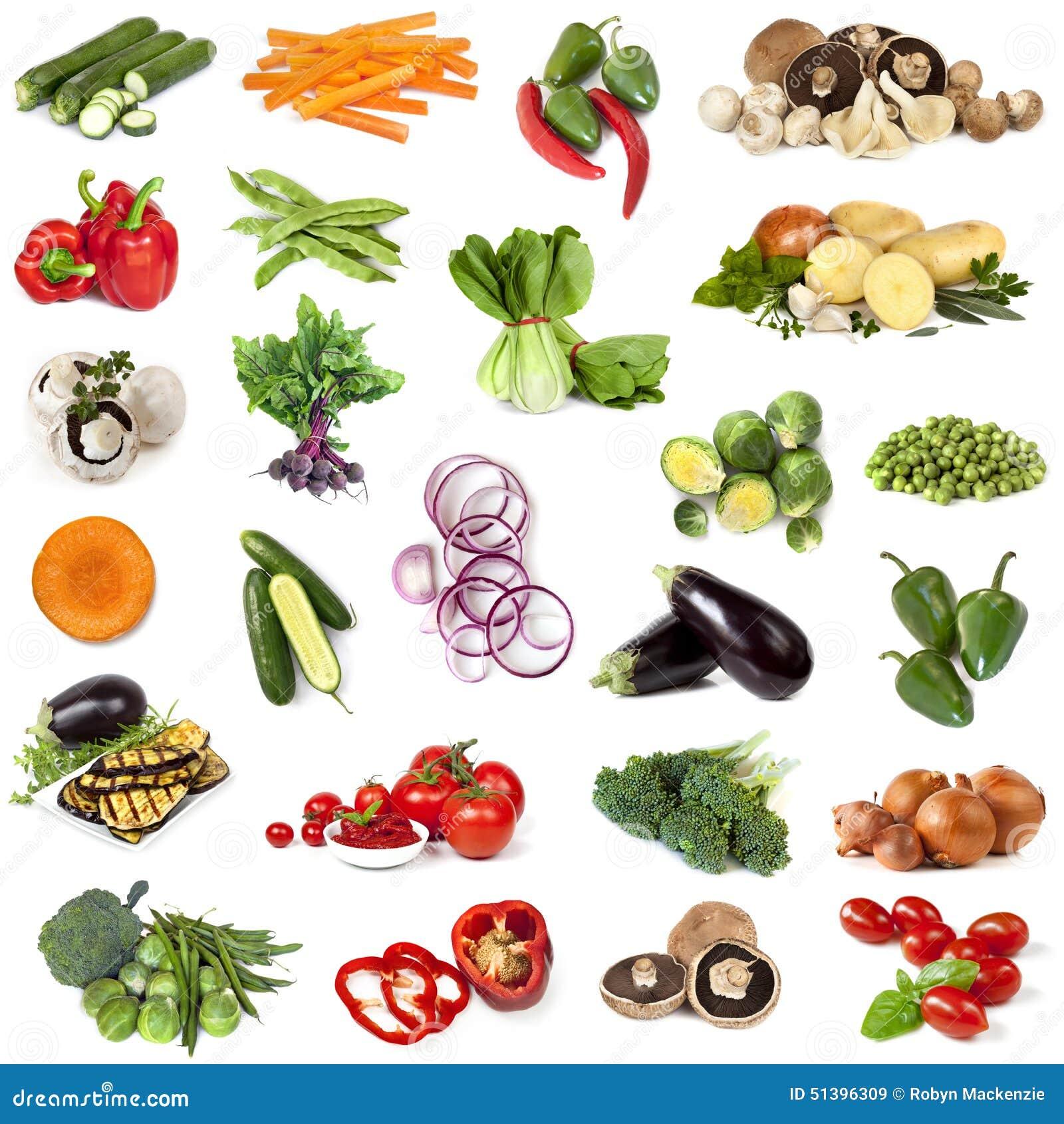 collage de la comida de las verduras foto de archivo imagen 51396309. Black Bedroom Furniture Sets. Home Design Ideas