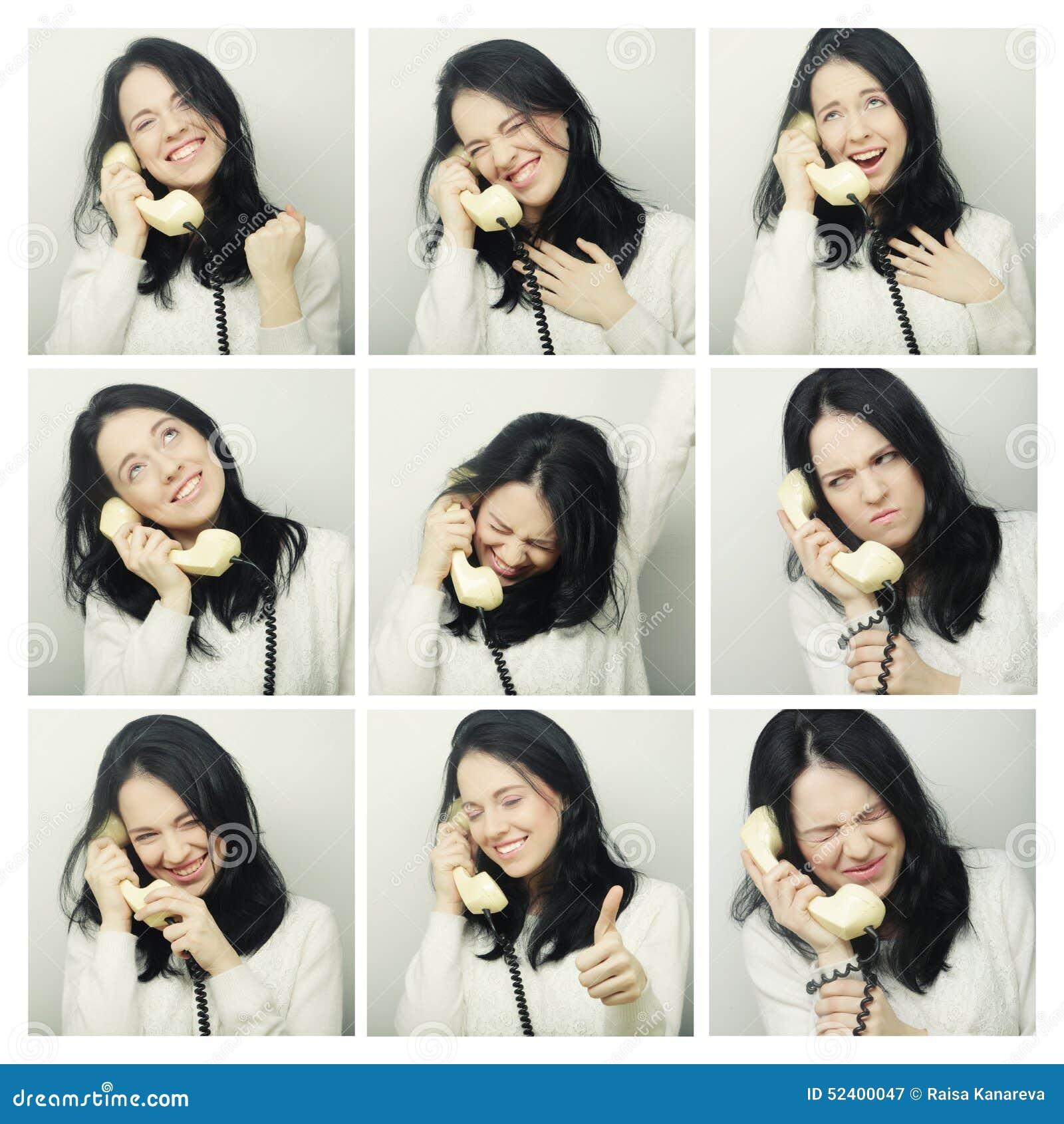 159 Collage De La Misma Mujer Fotos Libres De Derechos Y Gratuitas De Dreamstime