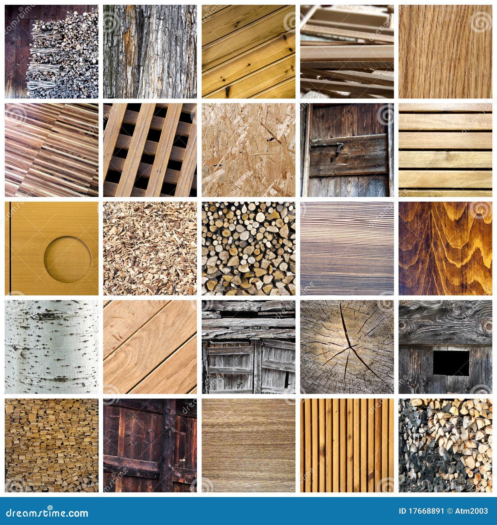 Collage de madera imagen de archivo imagen de hardwood for Marmol en la construccion